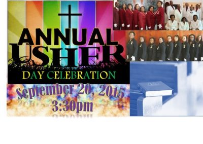 546_Annual_Usher_Day